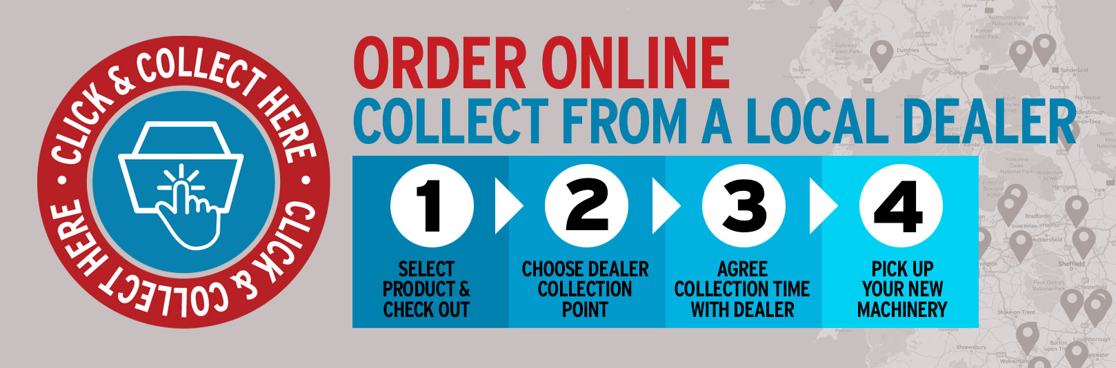 The Click & Collect Range