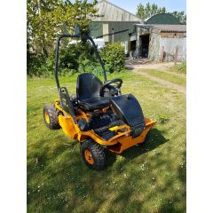 Ex-Demo AS Motor AS1040 YAK Ride-On Flail Mower