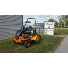 Used AS Motor AS1040 YAK Ride-On Flail Mower