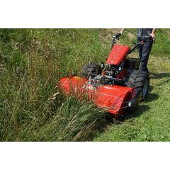 Compact Comfort with Medium Flail Mower