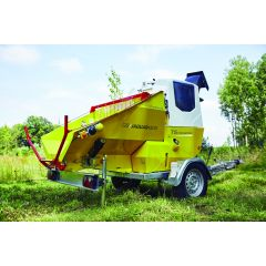 GS/Jaguar 45DS Chipper-Shredder