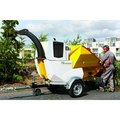 GS/Tiger 25D Chipper-Shredder