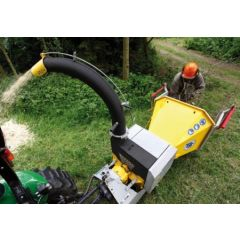 WS/18 PTO Wood Chipper