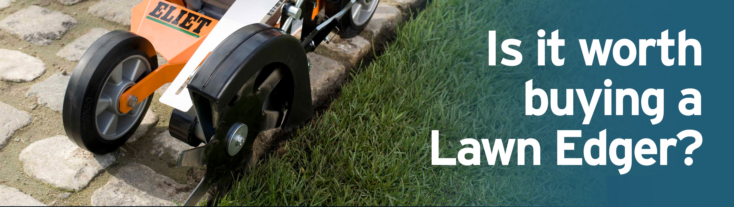 What is a Lawn Edger? Is it worth purchasing?