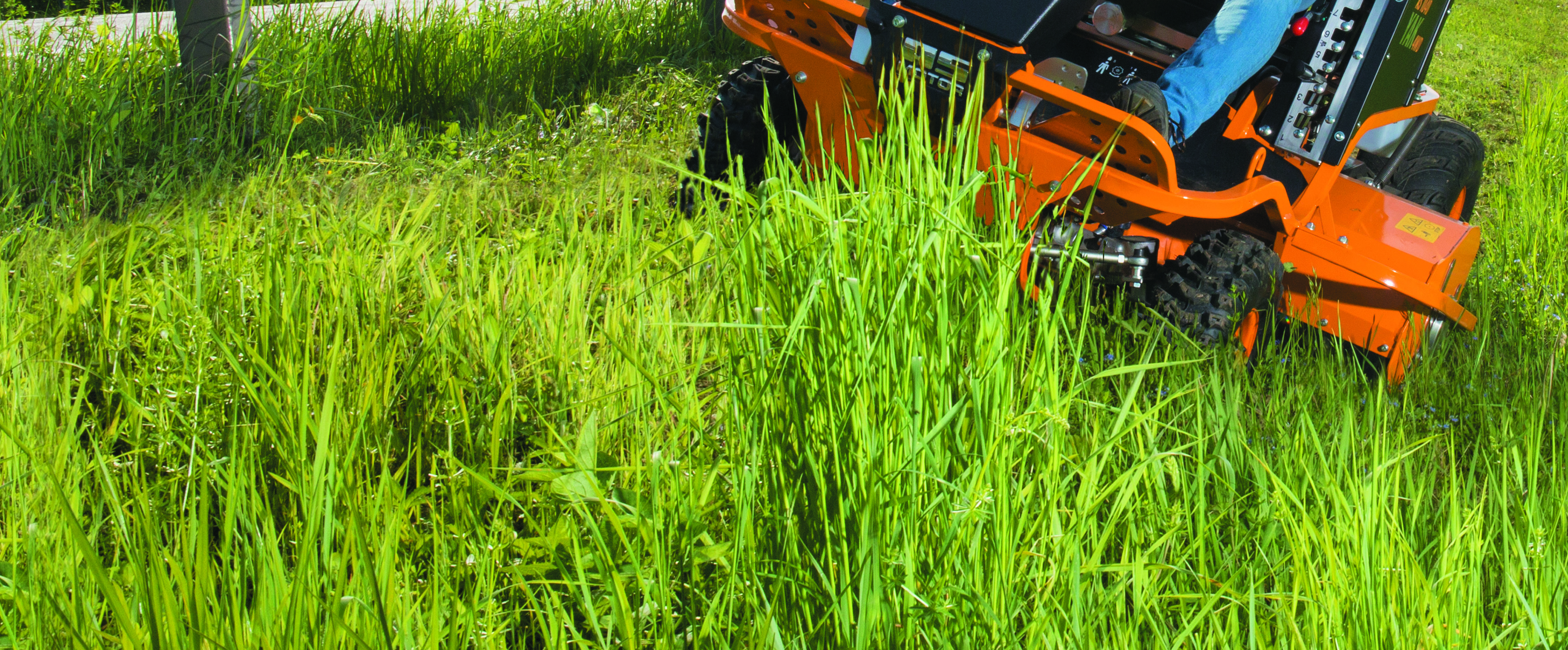 The Challenges of Long Grass Mowing