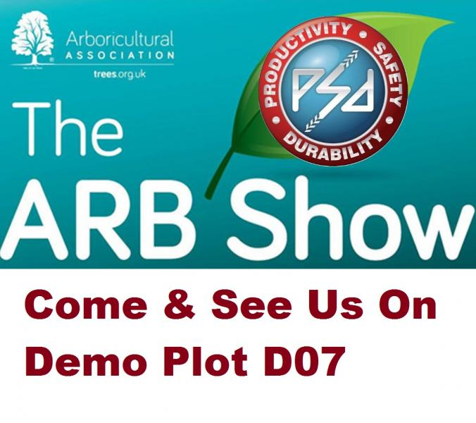 Come & See Us At The Arb Show