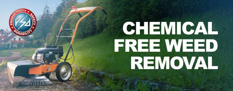 Weed Removal Without Chemicals