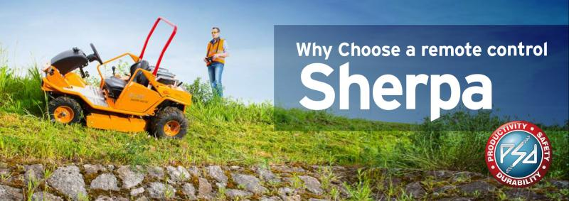 Why Choose a Remote Control Sherpa?
